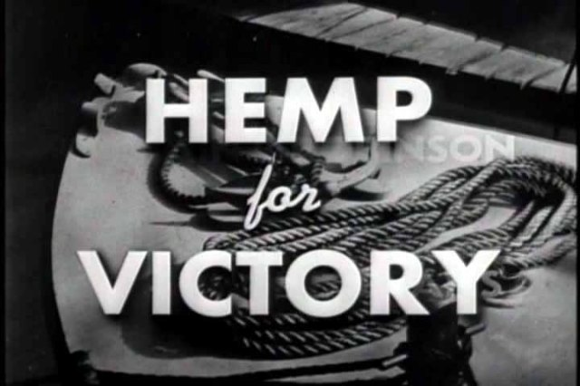Hemp for Victory Film Photo 1942
